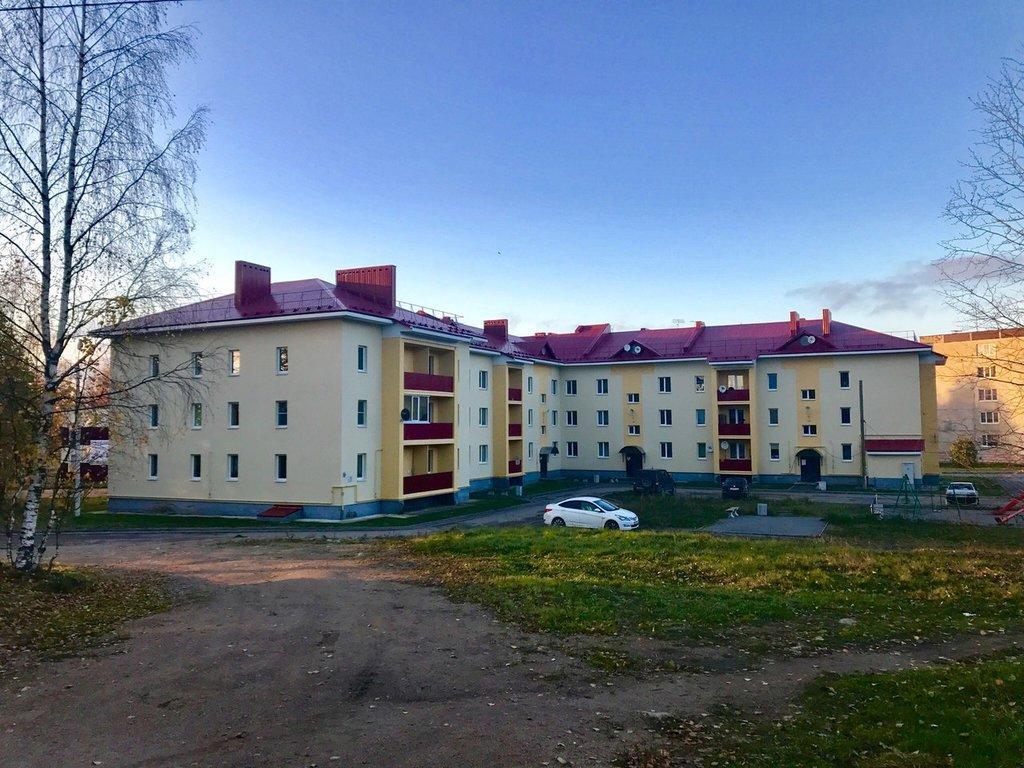 Фото ЖК Дом на ул. Бумажников
