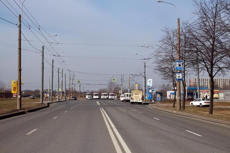 В рамках Адресной инвестиционной программы Смольный выделят 1,2 млрд рублей на строительство продолжения проспекта Ветеранов