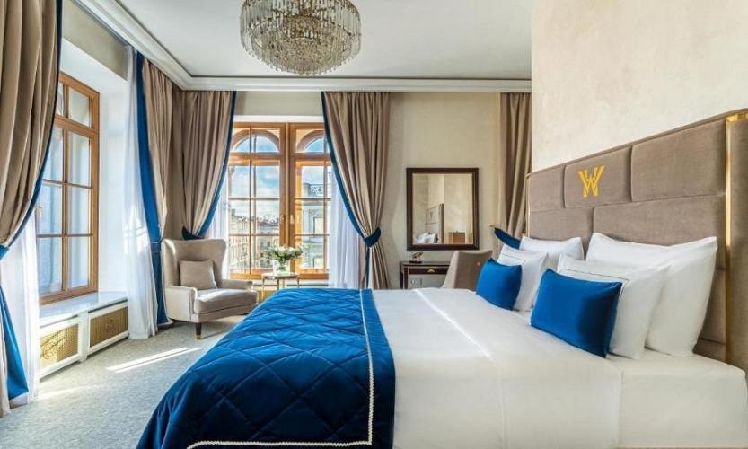 Петербургские гостиницы заполнены наполовину. Отельеры и этому рады