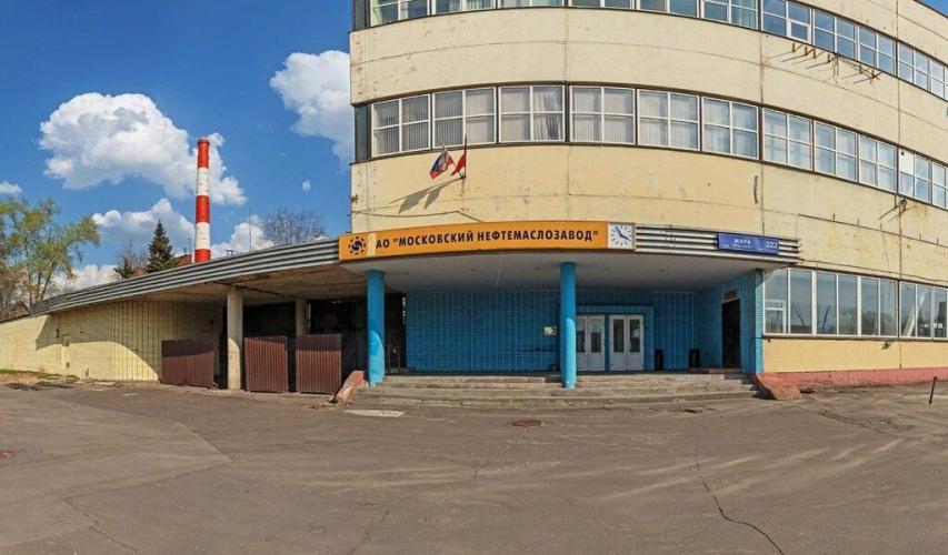 210 гектаров Нефтемаслозавода в промзоне «Северянин» в Москве застроят