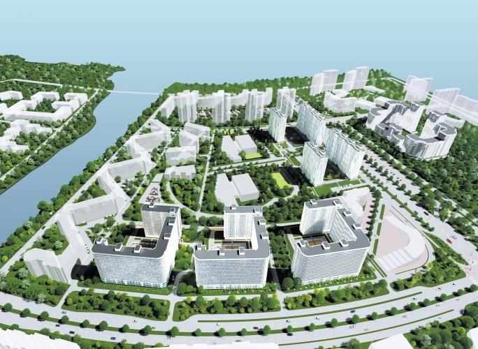Трехкомнатные квартиры I-ой очереди ЖК «Огни залива» доступны по летним ценам