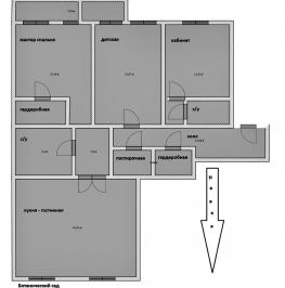 Продажа 4-комн квартиры на вторичном рынке Аптекарская набережная,  д. 6