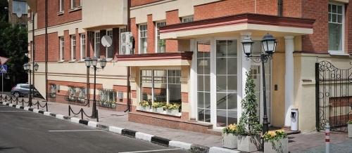 ЖК Дом в Гагаринском переулке от компании Реставрация Н