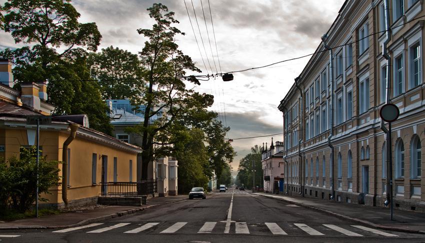 Частный сектор в центре Царского Села застроят новыми элитными домами