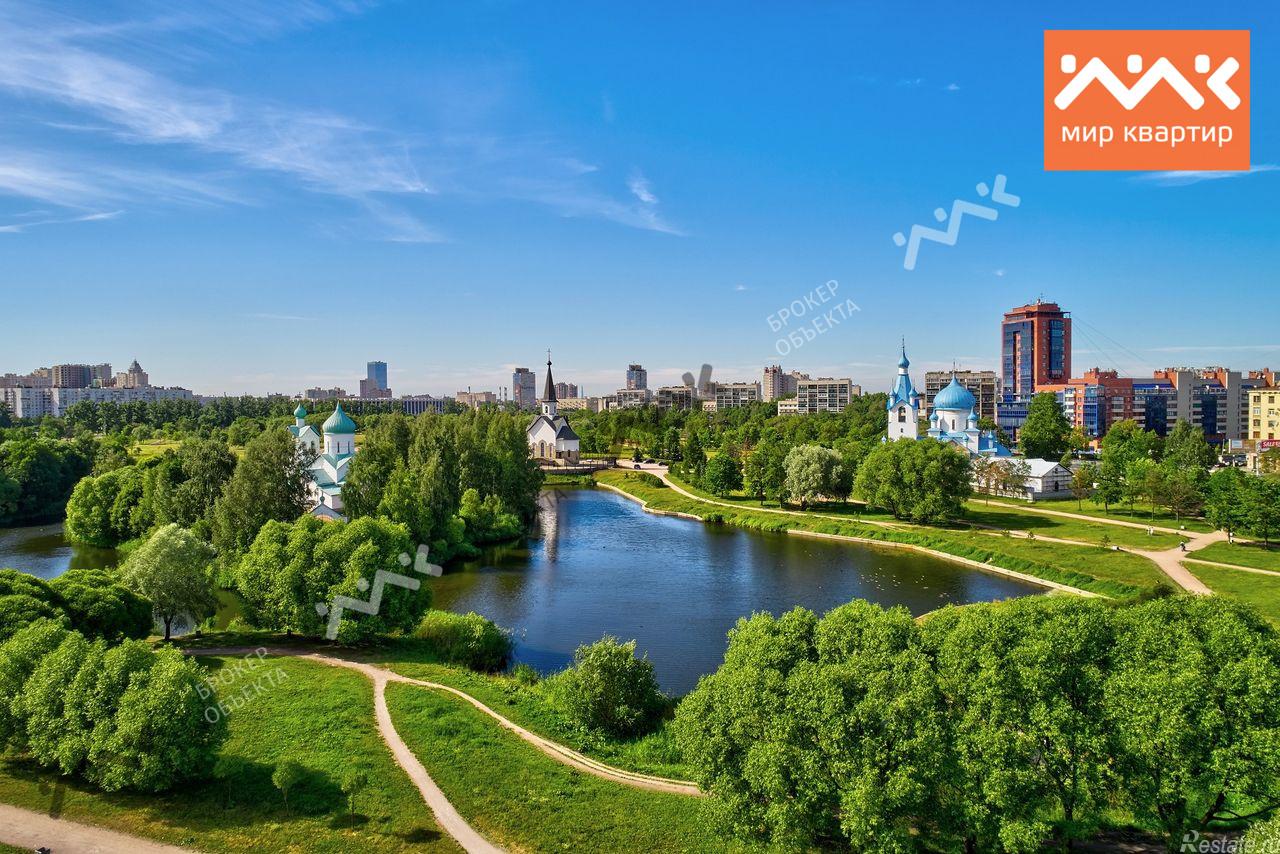 Продать Квартиры в новостройке Санкт-Петербург,  Московский,  Звездная, Московское ш