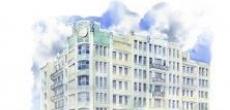 """В Москве """"Лидер-Инвест"""" открыл продажи в элитном комплексе апартаментов """"Резиденция на Покровском бульваре"""""""