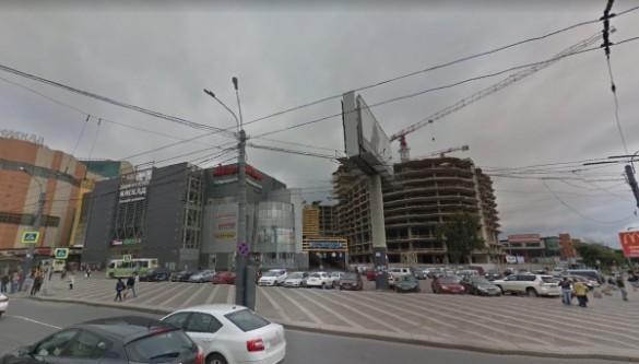 Около Ладожского вокзала в Петербурге разрешили построить 16-этажный банный комплекс