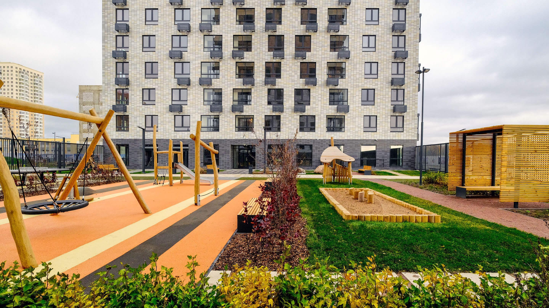 Фото ЖК Орловский парк