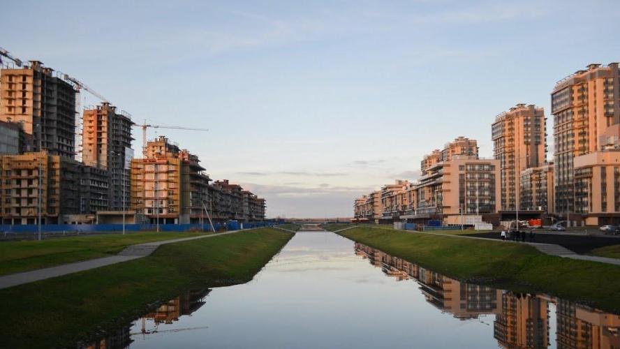 Строительная компания LEGENDA подключилась к «Балтийской жемчужине»
