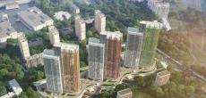 Открыты продажи в строящемся высотном ЖК «Фестиваль Парк» - в корпусах комфорт- и бизнес-класса