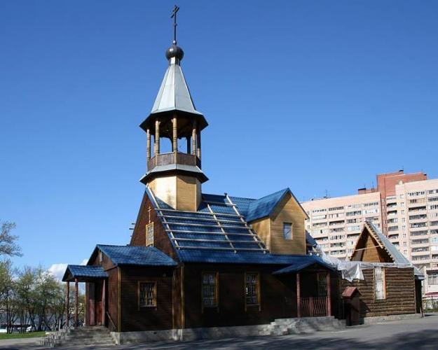 При храме, где служит Виталий Милонов, пресекли незаконное строительство