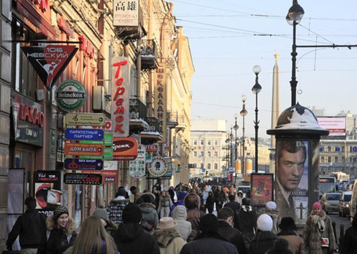 Обеспеченность петербуржцев торговыми площадями составляет 178% от установленного норматива