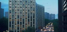 Компания «Каньон-2» вывела на рынок апартаменты в комплексе «Nova Алексеевская», на бывших площадях завода «Гранит»