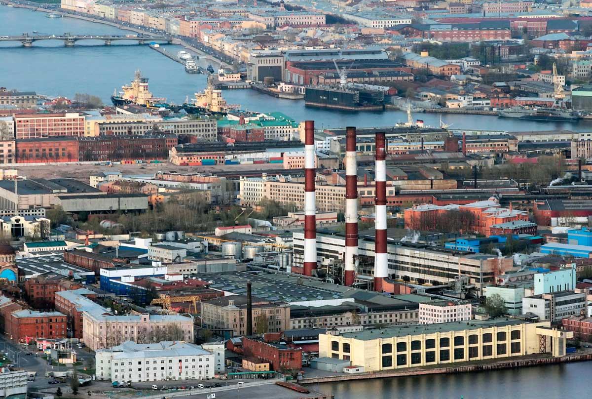 КГА Петербурга предложил жителям с помощью голосования выбрать лучший проект по реновации «серого пояса»