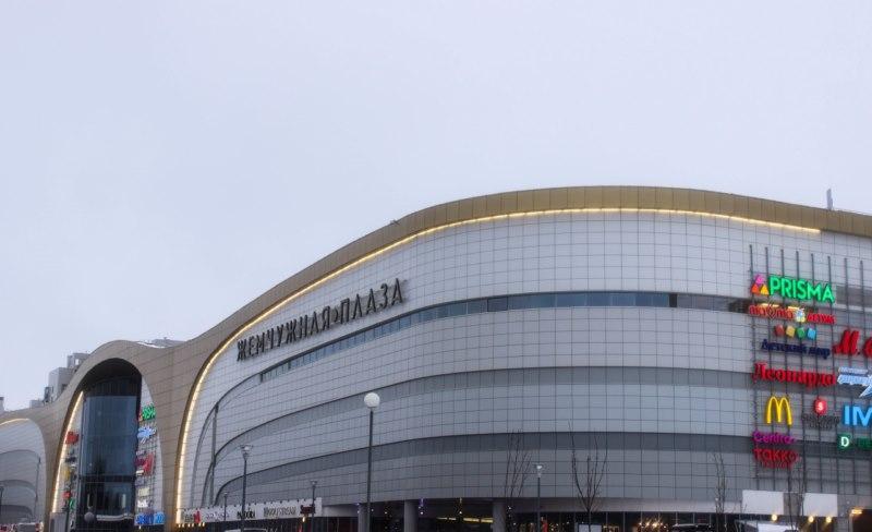 Финская компания SRV объявила о продаже ТРЦ «Жемчужная Плаза» в проекте «Балтийская жемчужина»