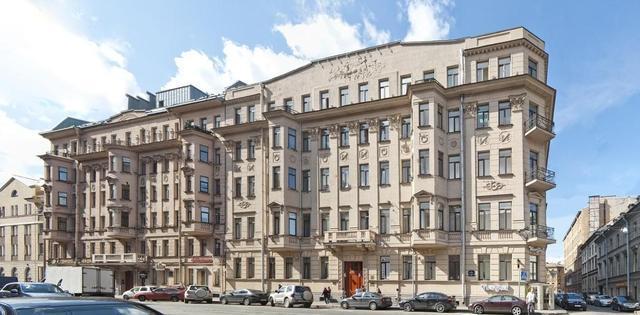 Fort Group закрыла сделку по продаже БЦ «Гелиос» в Петербурге