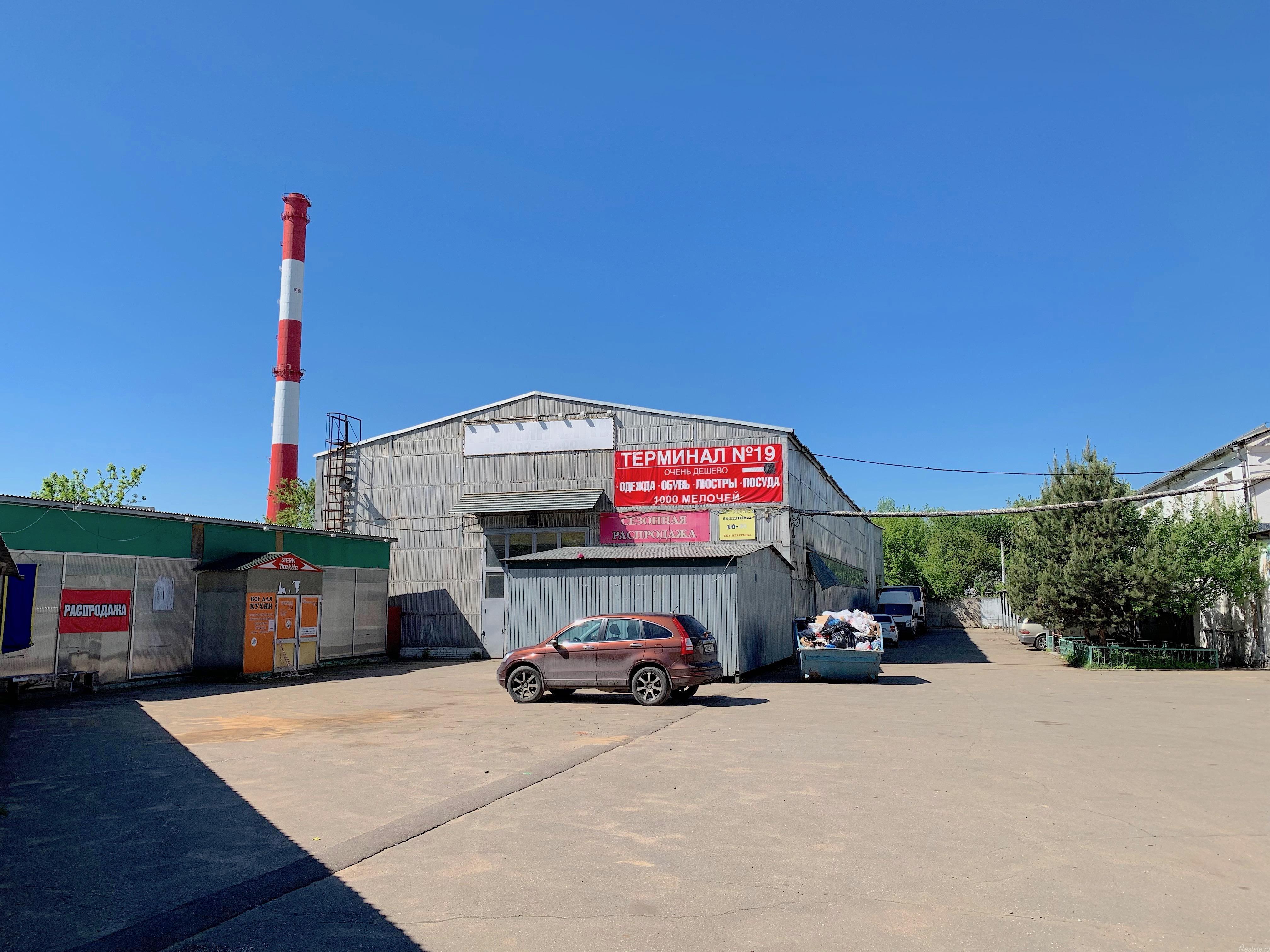 Сдать в аренду Складские помещения Москва,  Солнцево,  Солнцево, Наро-Фоминская ул
