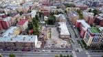 Жители Петроградского района в массовом порядке жалуются Полтавченко на застройщика «Аквилон Инвест»