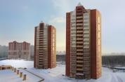 Фото ЖК Бадаева, Ворошилова от Темп. Жилой комплекс