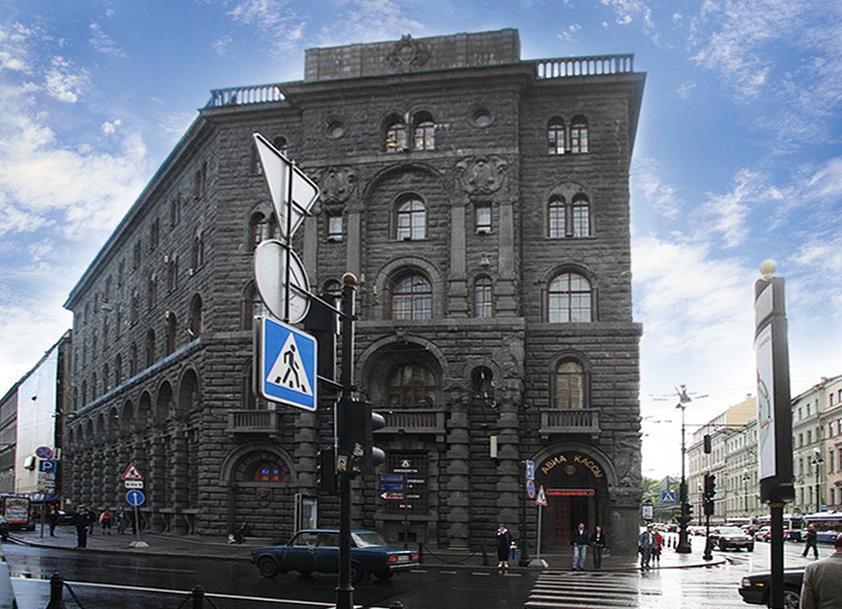 Фотография. Невский пр., д. 7-9 от компании АйБи Групп