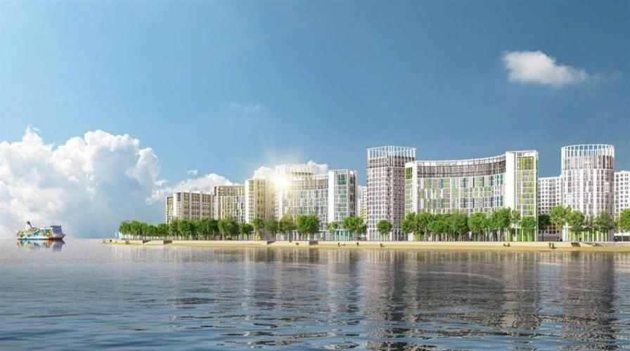 На рынок выведены новые квартиры в ЖК «Морская набережная» на Васильевском острове