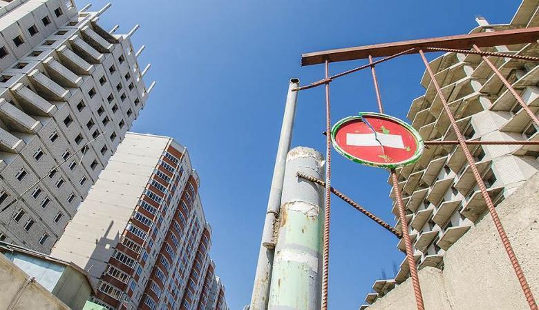 Застройщики Москвы сокращают ввода жилья