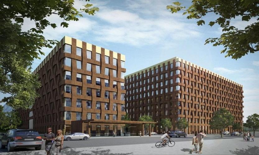 В Калининском районе построят два бизнес-центра