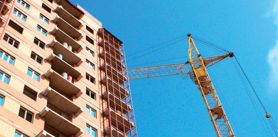 Петербург выбыл из числа лидеров жилого строительства