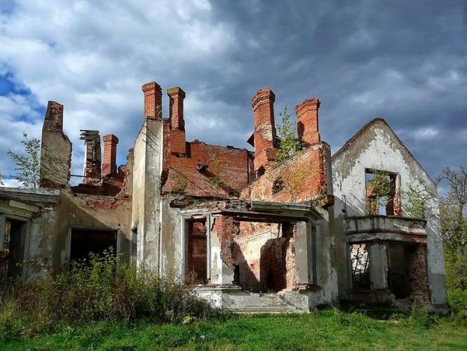 Подмосковный памятник культуры усадьба «Крекшино» превратится в гостиницу и музей