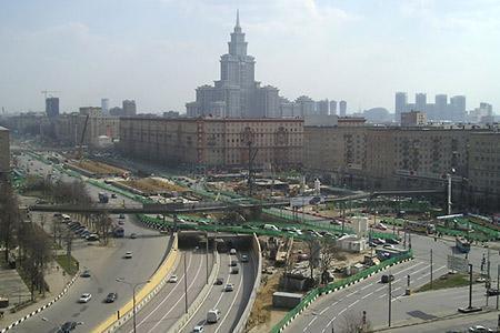 В Москве компания Optima Development построит ЖК на 400 тысяч квадартных метров
