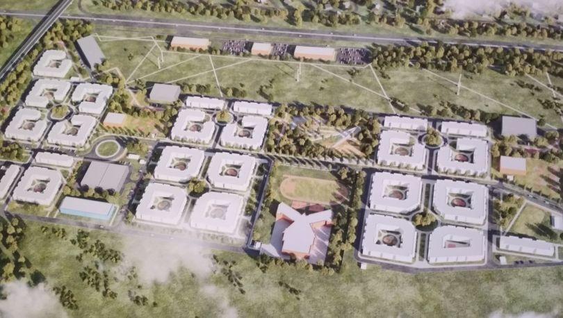 35 га в Пушкинском районе планируется застроить жильем