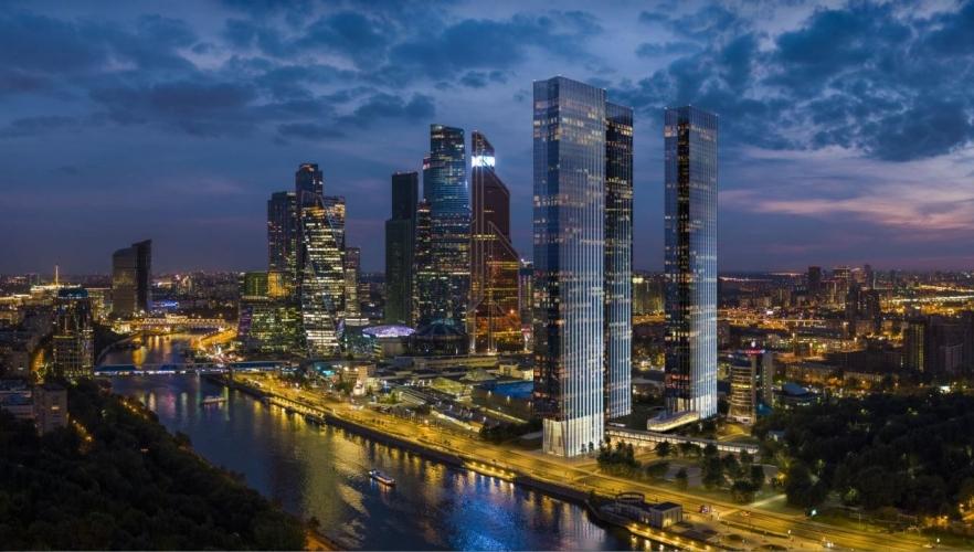 Предложение жилья в небоскребах за семь лет выросло в 30 раз