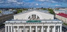 Эрмитаж разорвал контракт на реставрацию здания Биржи на Васильевском острове