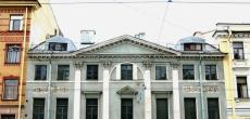 Дом Брюллова на Васильевском острове отдадут под Музей ислама