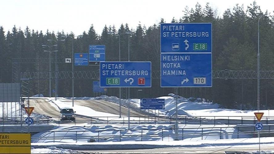 В Финляндии завершилось строительство самой протяженной скоростной автомагистрали – от границы с Россией