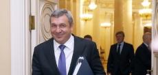 Строительный вице-губернатор Игорь Албин покидает Смольный