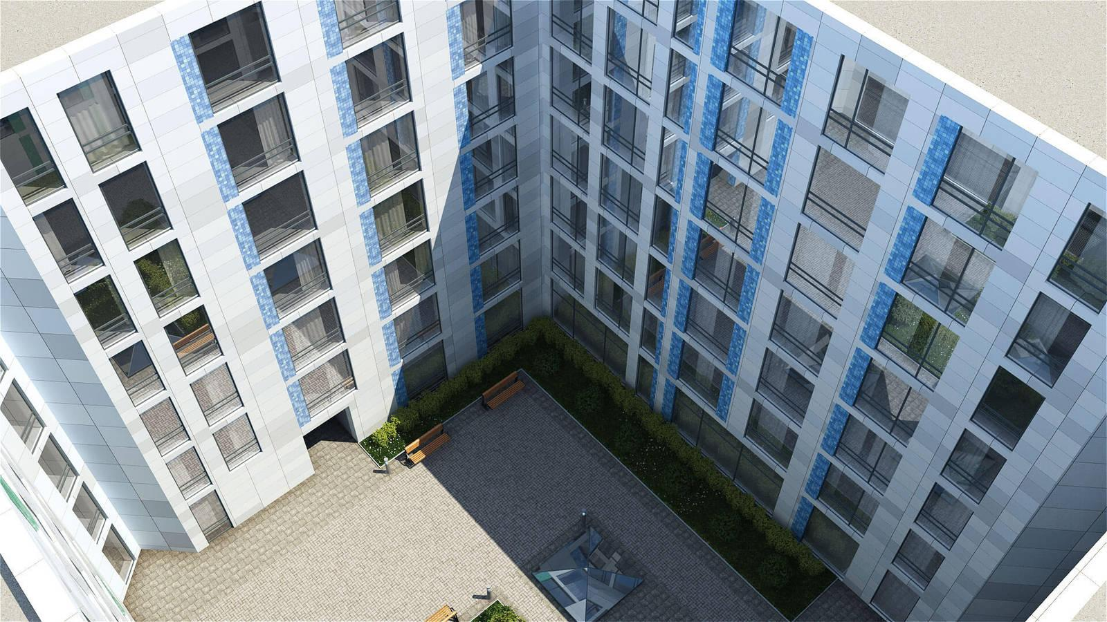 Бывший апарт-отель «Невский проект» на Херсонской выведен в продажу под именем Prime Residence