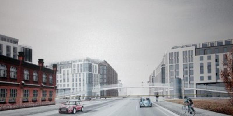 Градсовет Петербурга согласовал проект застройки территории завода «Красный выборжец» компании «БФА-Девелопмент»