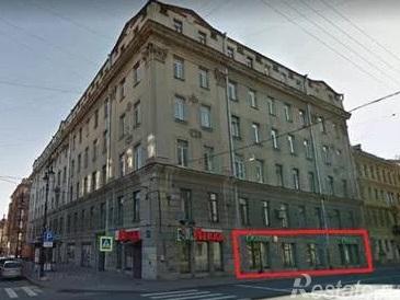 Сдать в аренду Помещения свободного назначения Санкт-Петербург,  Центральный,  Чернышевская, Некрасова