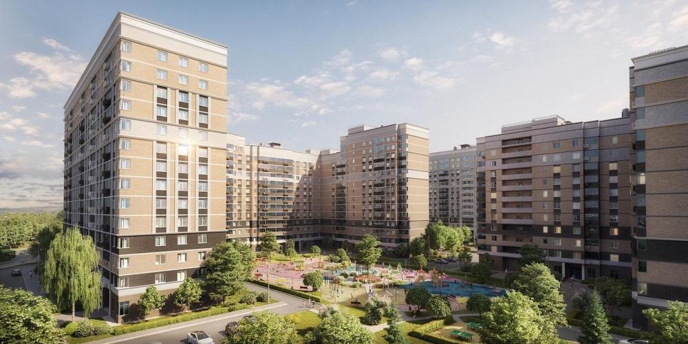 «Самолет» выводит на рынок миллион кв. метров жилья в Остафьево