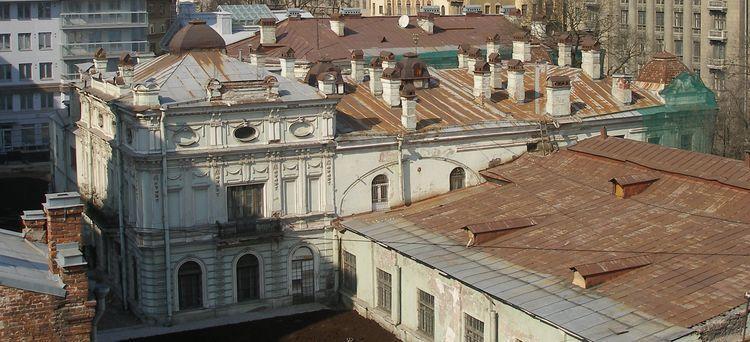 В Петербурге заброшенные здания на Каменноостровском проспекте превратят в трехзвездочные гостиницы