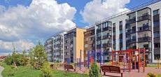 На Понтонной улице в Копинском районе закончили строить третий «финский» дом от «Ленстройтреста»