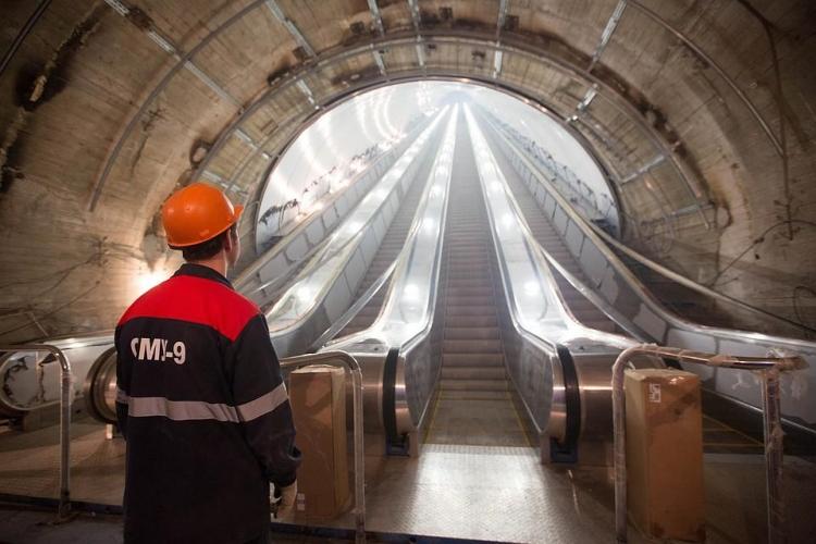 Начинается разработка документации для строительства метро от станции «Улица Дыбенко» в Петербурге до станции «Кудрово» в Ленобласти