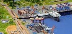 В Усть – Луге  планируют создать намыв  под будущие терминалы