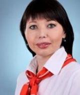 Яргина Алина Сабитовна