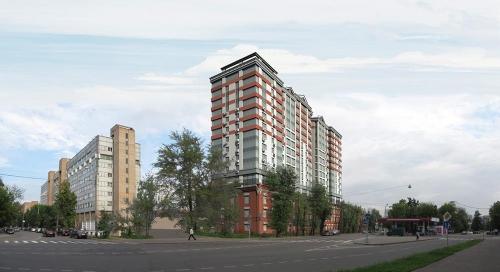 ЖК Дом на улице Матросская Тишина от компании 494 УНР