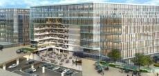 СМИ: На углу Пионерской и Петергофской улиц GHP Group построит очередной бизнес-центр