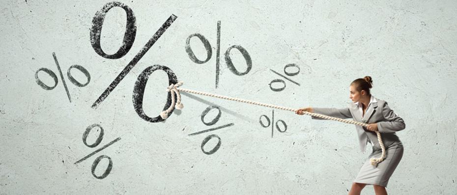 В апреле средняя ставка по ипотечным займам опустилась до 9,57% годовых
