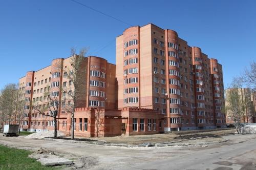 ЖК Егорьевск, Механизаторов, 56 от компании Жилстрой