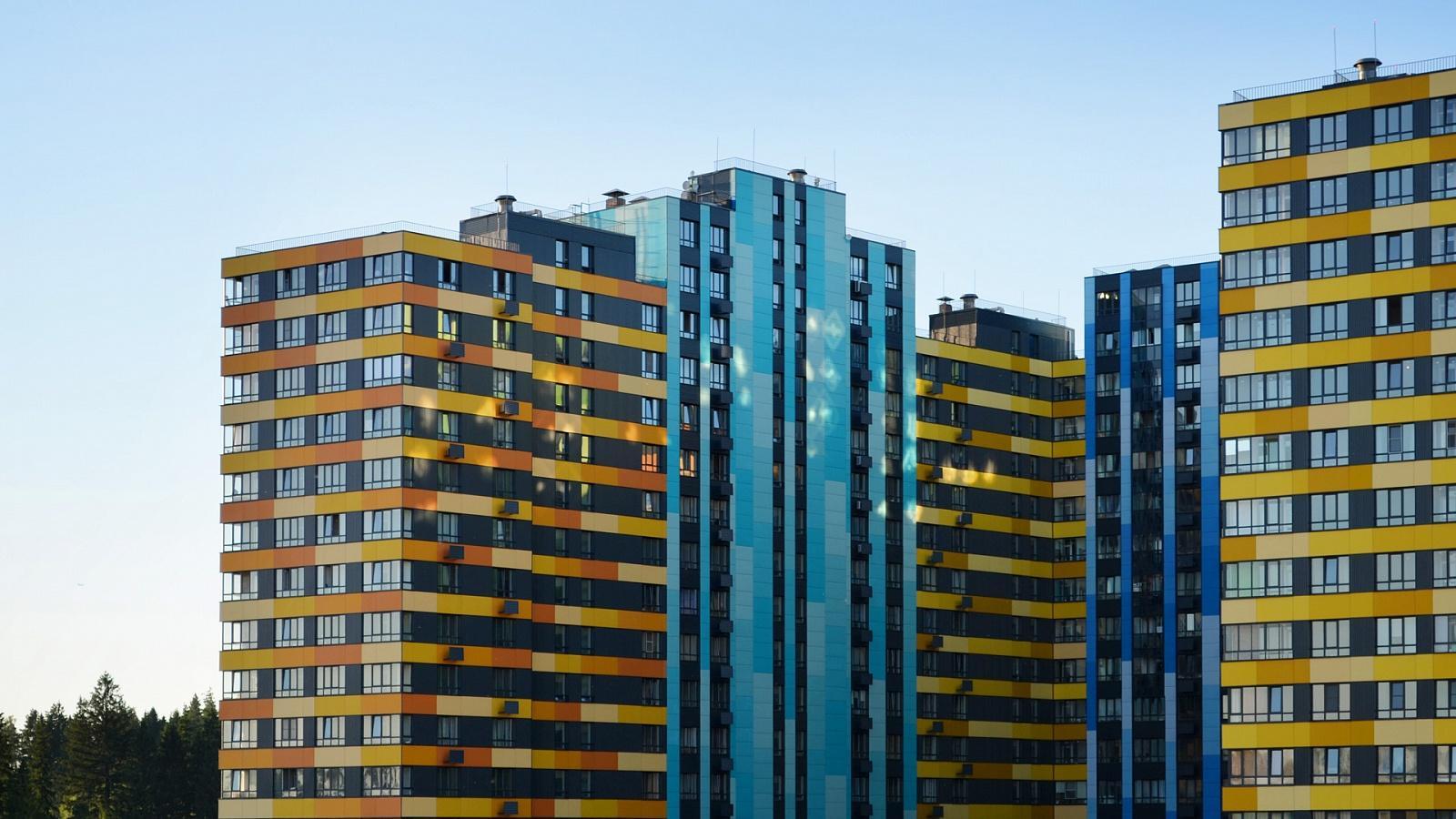 Фото ЖК Новый Зеленоград